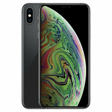 Apple iPhone XS Max 64GB Verizon GSM Desbloqueado-Mobile AT&T 4G LTE T-Gris espacial