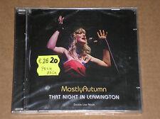MOSTLY AUTUMN - THAT NIGHT IN LEAMINGTON - 2 CD SIGILLATO (SEALED)