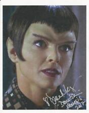 Dina Meyer - Star Trek Nemesis signed photo