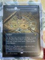 1x EXPEDITION MAP Borderless 2XM MT/NM EDH Commander Pack Fresh Box Topper