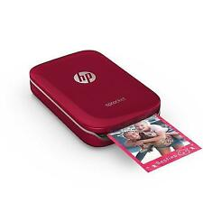 HP Sprocket Portable Printer Red - 1st Class Delivery