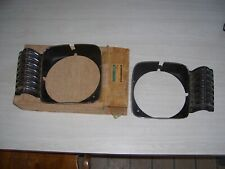 1969,1970.1971.1972 Nova, Chevy 2 NOS head light bezels 3949789-790