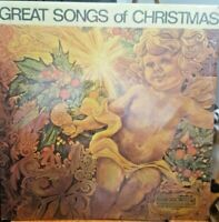 The Great Songs Of Christmas, Album Eight (1968) Columbia Vintage Vinyl Record