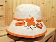 Saunamütze Saunahut Saunakappe Banja Schapka 100% Filz Mütze Hut Шапка Sauna Hat