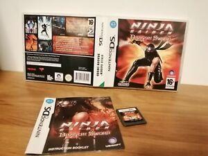Ninja Gaiden: Dragon Sword (Nintendo DS, 2008) - 1st class