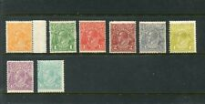 GEO V Complete SMALL MULTIPLE  WM SET  Average Mint