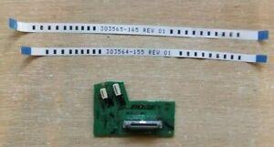 Genuine Bose SoundDock Portable Docking Board & Ribbon Cables: 30 day Guaranteed