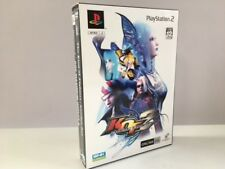 Playstation 2 PS2 THE KING OF FIGHTERS KOF MAXIMUM IMPACT 2 Limited Japan z3510