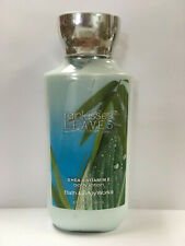 Bath & Body Works Rainkissed Leaves Body Lotion 8 oz / 236 ml Brand New