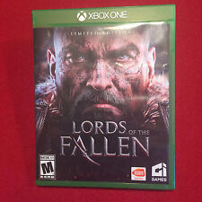 XBox One Video Game Lords of the Fallen Rated M NICE