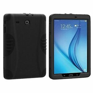 Verizon Rugged Impact Absorbing Protection Case For Samsung Galaxy Tab E 9.6""