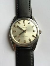 Used Enicar Watch 17 Jewels  Manual Vintage