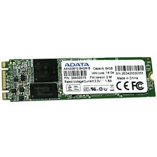 ADATA AXNS381E-64GM-B 64GB M.2 SATA Solid State Drive P/N 34430015 SSD