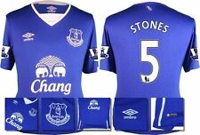Everton Home Memorabilia Football Shirts (English Clubs)