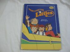 Vintage Book HERE COME THE LITTLES by Lorentz Carlson (1984, Hardcover- Good)