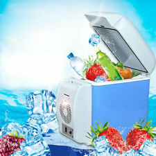 New listing Portable Car Fridge 12V 7.5L Car Cooler Warmer Travel Truck Rv Refrigerator