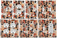 Cat Collage Full House Kitty - Graphics Art Toggle/Rocker/GFCI/Outlet Wall Plate