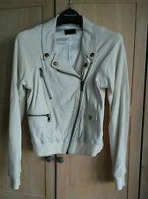 Diesel  Women's Leather  Jacket  Fits  Size 8/10