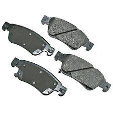 FRONT BRAKE PADS FOR INFINITI SEMI METALLIC FITS Infiniti FITS G35 G37 Q60