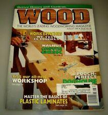 Wood Better Homes & Gardens #80 August 1995 Country Buffet & Cupboard.....