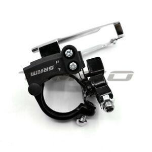 SRAM X4 MTB Mountain Bike 7/8 Speed Front Derailleur High Clamp 34.9mm