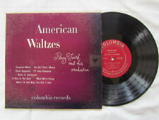 """Percy Faith and His Orchestra, American Waltzes, 10"""" 33rpm, Columbia, 1951 jazz"""