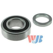 New Rear Wheel Bearing with Lock Collar WJB WBRWF34R Interchange RWF-34-R