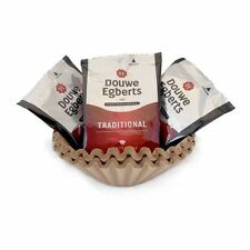 Douwe Egberts Traditional Filter Coffee Sachets 45 x 50g + Filters