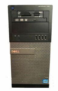 Dell OPTIPLEX 790 i5-2500 4GB RAM 500GB HDD FFF Tower PC-Card Reader-WIN 10 PRO