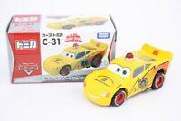 Takara Tomy Disney PIXAR CARS C-31 Rescue Go Lightning McQueen Mini Diecast