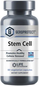 Life Extension GeroProtect Stem Cell Promotes Healthy Cellular Renewal - 60 Caps