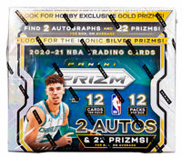 2020-21 NBA Prizm Basketball Hobby Pick 1 Get 1 Random. BIG TEAMS LOCKED!