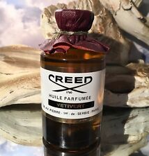 *VETIVER by CREED* *125 ML- 4 FL OZ * *RARE CREED HUILE PARFUMEE* *HARD TO FIND