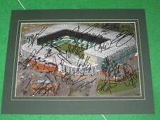 Glasgow Celtic 2015/16 Squad Signed Stadium Photograph - 20 Autographs!