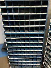 More details for industrial pigeon hole storage unit cabinet racking warehouse garage