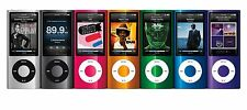 Geniune Apple iPod Nano 5th Generation 8GB *VGWC!* + Warranty!