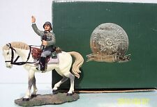 KING & COUNTRY GERMAN CAVALRY GC001 MOUNTED OFFICER MIB
