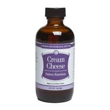 LorAnn Flavoring Oil CREAM CHEESE BAKERY EMULSION FLAVOR 4 oz.