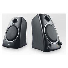 Logitech Z130 10W peak Powered Computer Speakers