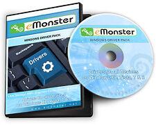 Windows Driver Disc - For systems running Windows XP, Vista, 7 & 8 - 32 & 64 Bit