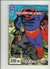 Superman: Man of Steel  #129 NM