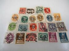 Lot of 22 Bavaria 20th Century Stamps - Make an Offer