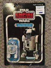VINTAGE Star Wars Empire Strikes Back (ESB) Kenner R2D2 Figure