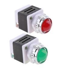 Témoin du panneau témoin à LED Témoin de signalisation AC//DC 10mm RU LTA