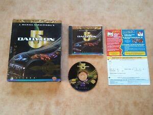 BABYLON 5   PC WIN 95   englisch  USK 18 #