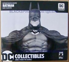 BATMAN BLACK AND WHITE STATUE/FIGURE MARC SILVESTRI, DC COLLECTIBLES NEW IN BOX