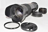 Canon EOS DSLR DIGITAL fit 100 200mm 400mm zoom lens 1200D 1300D 2000D 4000D etc