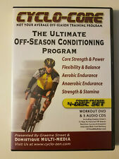 CYCLO-CORE: The Ultimate Off-Season Conditioning Program (2005) (1 DVD + 3 CD)