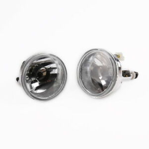 Pair Front Left Right Fog Light Lamp Fit SUZUKI Sx4 07-11 Hatchback Aerio 02-04