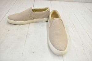 Skechers Vaso-Bueno 49759 Slip On Sneaker, Women's Size 8.5M, Natural NEW